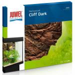 Juwel Decoration Background - Cliff Dark - 600 x 550mm (86941)
