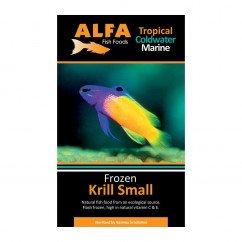 Alfa Gamma Frozen 100g Blister Pack - Krill Small