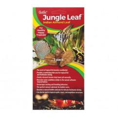Caribsea Planted Aquaria Jungle Leaf Indian Almond Leaf 3pk (00651)