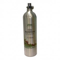 Ista Aluminum CO2 Cylinder 1L (Face Up)