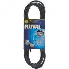 Fluval Black Airline Tubing - 3m