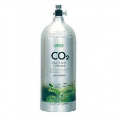 Ista Aluminum CO2 Cylinder 2L (Face Up)