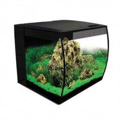 Fluval Flex Black 57L Aquarium Kit