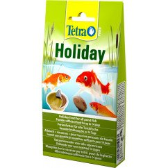 Tetra Pond Holiday Food Gel 98g For All Pond Fish
