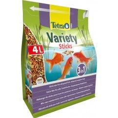 TetraPond Variety Foodsticks 600g
