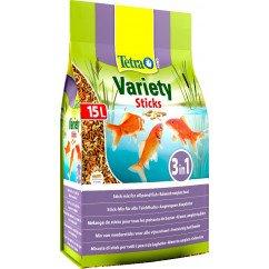 TetraPond Variety Foodsticks 2120g 15L