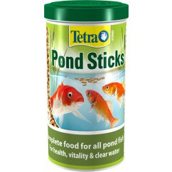 Tetra Pond Floating Food Sticks 100g