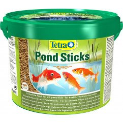 Tetra Pond Floating Food Sticks 1200g Bucket