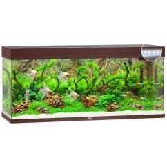 Juwel Rio 240 Aquarium - Dark Wood