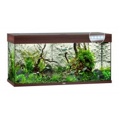 Juwel Rio 180 Aquarium - Dark Wood