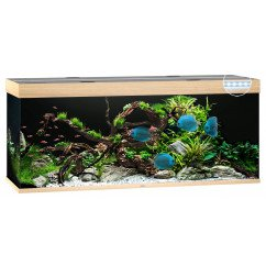 Juwel Aquariums Rio 450 LED light wood