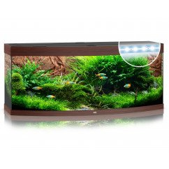 Juwel Aquariums Vision 450 LED dark wood