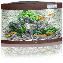 Juwel Aquariums Trigon 190 LED dark wood