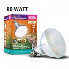 Arcadia D3 UV Basking Lamp 80w