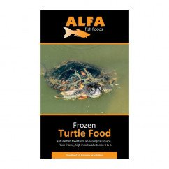 Alfa Gamma Frozen 100g Blister Pack - Turtle Food