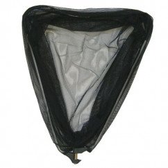 Betta 45cm Triangular Black Coarse Net