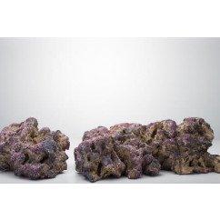 Caribsea Aquascaping Rock - LifeRock Shelf Rock 18.1kg box (00377)