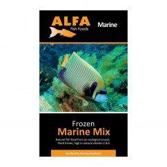 Alfa Gamma Frozen 100g Blister Pack - Marine Mix