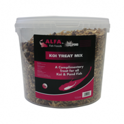 Alfa Koi Treat Mix