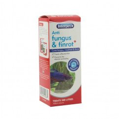 Interpet Anti Fungus & Finrot No.8 100ml