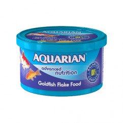 Aquarian Goldfish Flake Food 50g
