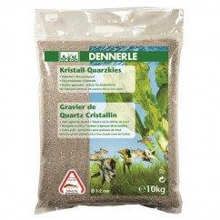 Dennerle Quartz Gravel 10kg - Natural White