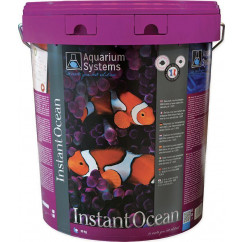 Instant Ocean Aquarium Marine Sea Salt 20kg / 600 litres