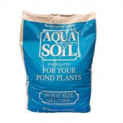 Aquasoil 20 pot