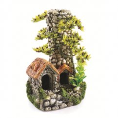 BiOrb Aquarium Ornament - 19cm Cobbled Chimney For Air Tubes