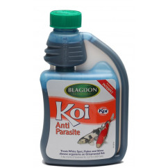 Blagdon Koi Anti Parasite 250ml