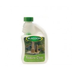 Blagdon Feature Clear 250ml - For Water Features & Gardens
