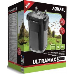 AquaEl - Ultramax 2000 External Aquarium Filter
