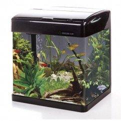 Betta Lifespace H3 Aquarium - Black (19 Litres)