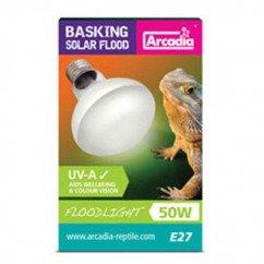 Arcadia Basking Solar Floodlight 3200K 50w