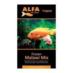 Alfa Gamma Frozen 100g Blister Pack - Malawi Mix