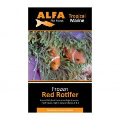 Alfa Gamma Frozen 100g Blister Pack - Red Rotifer