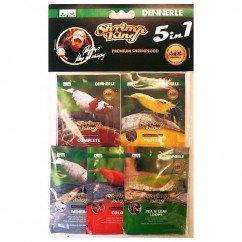 Dennerle Shrimp King 5 in 1 Pack