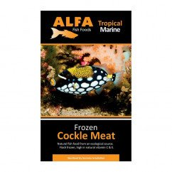 Alfa Gamma Frozen 100g Blister Pack - Cockle Meat