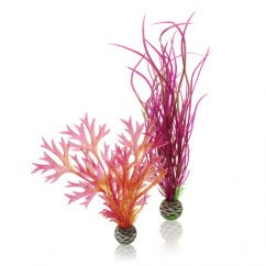 biOrb Easy Plants Red and Pink 2 Pack