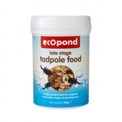 Ecopond Late Stage Tadpole Food 20g Fish Safe