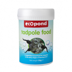 Ecopond Tadpole Food 20g Fish Safe
