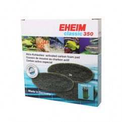 Eheim Carbon Filter Pads 2215 350 3 pack