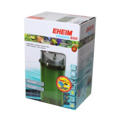 Eheim Classic 600 2217 Plus External Filter
