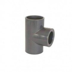 40mm 90 Degree Tee (Solvent Weld)
