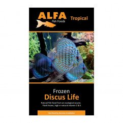 Alfa Gamma Frozen 100g Blister Pack - Discus Life