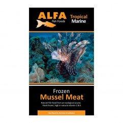 Alfa Gamma Frozen 100g Blister Pack - Mussel Meat