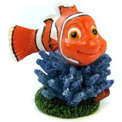 """Finding Nemo 3.5"""" Nemo - Aquarium Ornament"""