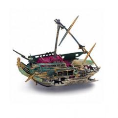 Finding Nemo Action Air Half Shipwreck Ornament