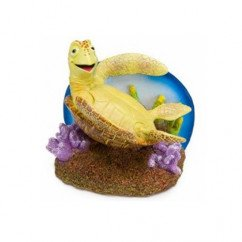 Finding Nemo Crush Back Flipping Aquarium Ornament