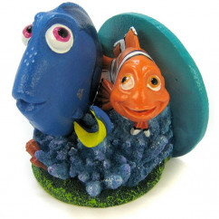 Finding Nemo Dory & Marlin Aquarium Ornament